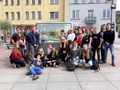 Belgowie w Częstochowie