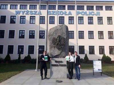 Wiktoria i Jakub z indeksem WSPol w Szczytnie