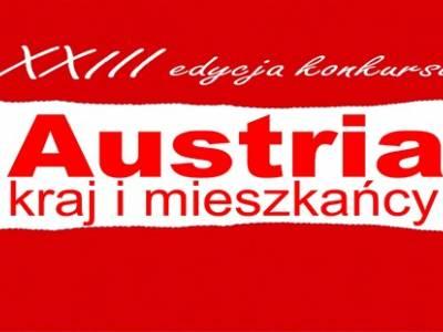"""KONKURS """"Austria - kraj i mieszkańcy"""""""