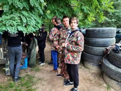 Obozy klas mundurowych